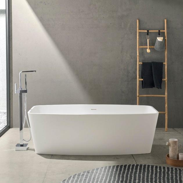 Monaco - Freestanding Solid Surface Bathtub