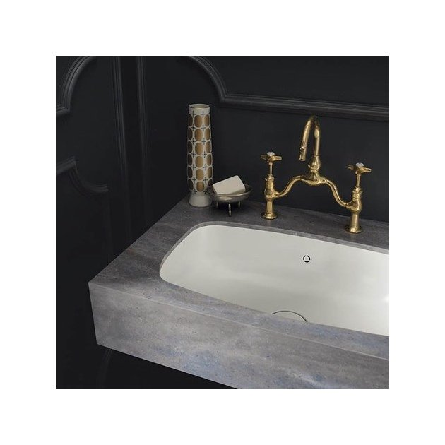 New Tradition - DuPont™ Corian® Wall Mounted Washbasin