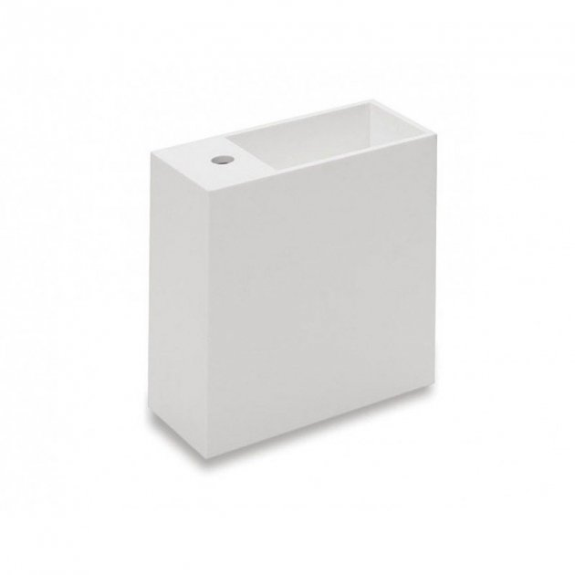 Orchid - Solid Surface Wall Mounted Washbasin