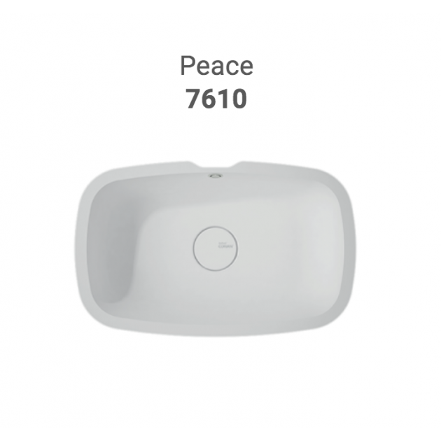 Peace - DuPont™ Corian® Vanity Top