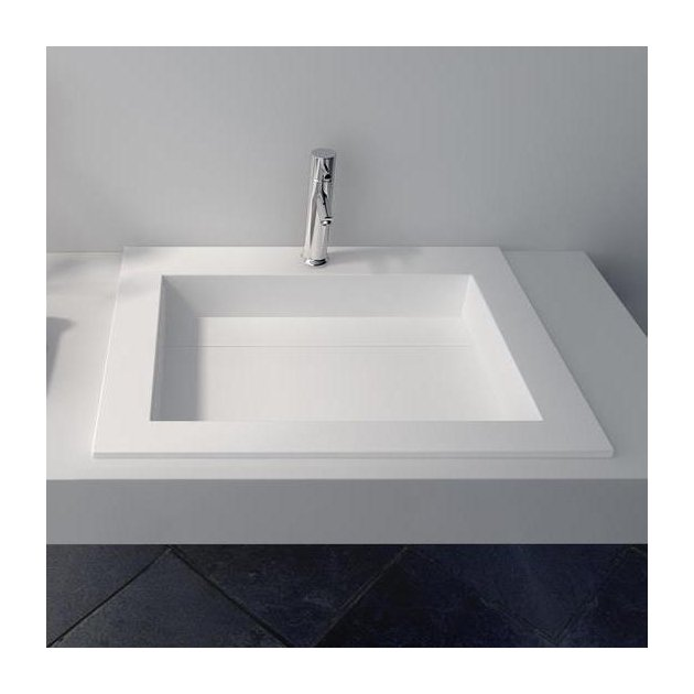 Peony - Solid Surface Vanity Top