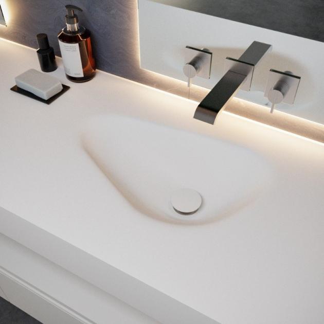 Phoenix - DuPont™ Corian® Wall Mounted Washbasin