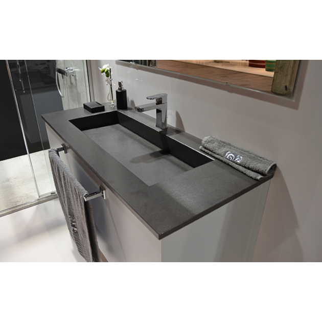 Silence - Silestone Wall Mounted Washbasin