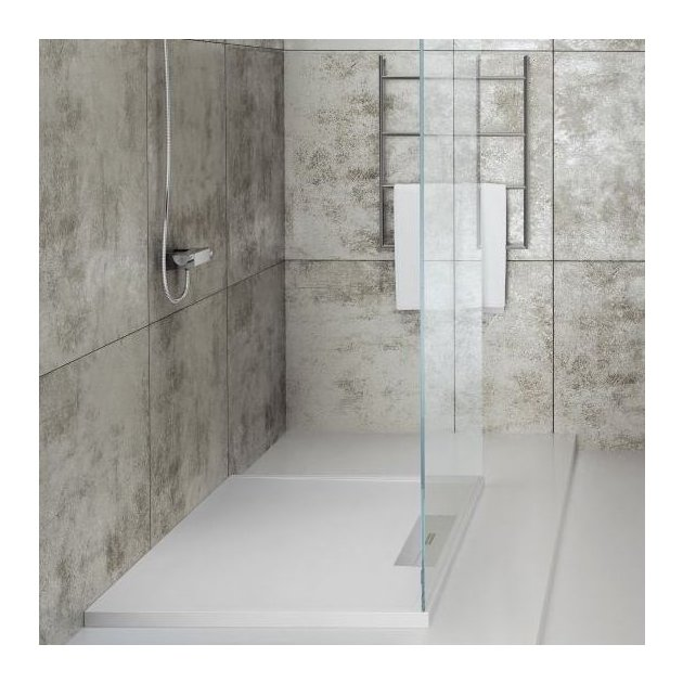 Silex Avant - Gel Coat Raised Shower Tray
