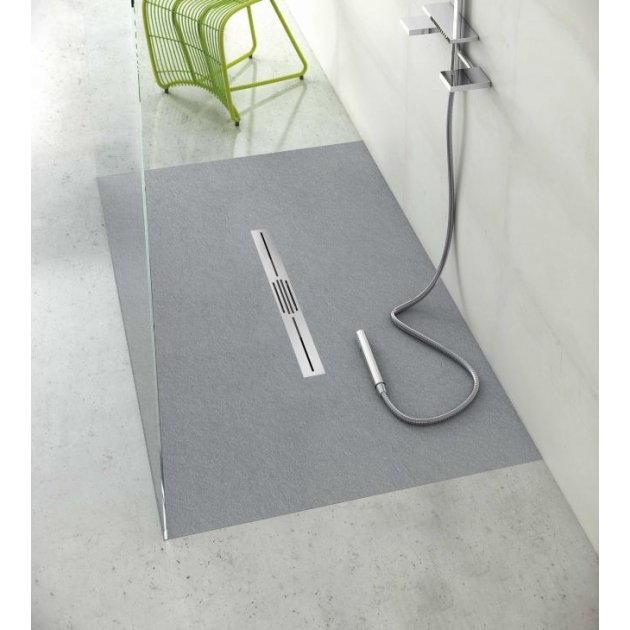 Silex Privilege - Gel Coat Ultra Slim Shower Tray