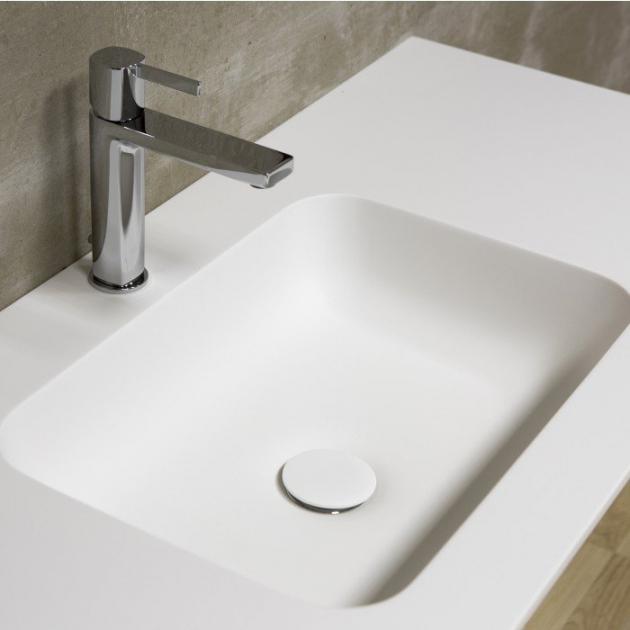 Toronto - DuPont™ Corian® Vanity Top 120x46cm