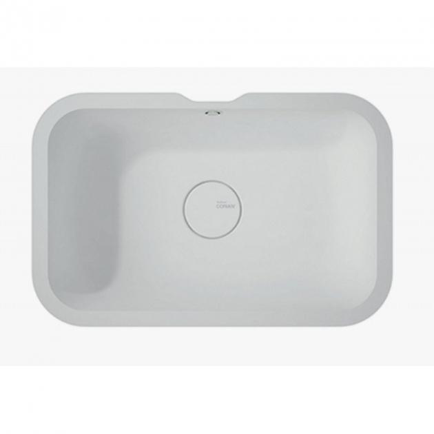 Urban Affluent - DuPont™ Corian® Wall Mounted Washbasin