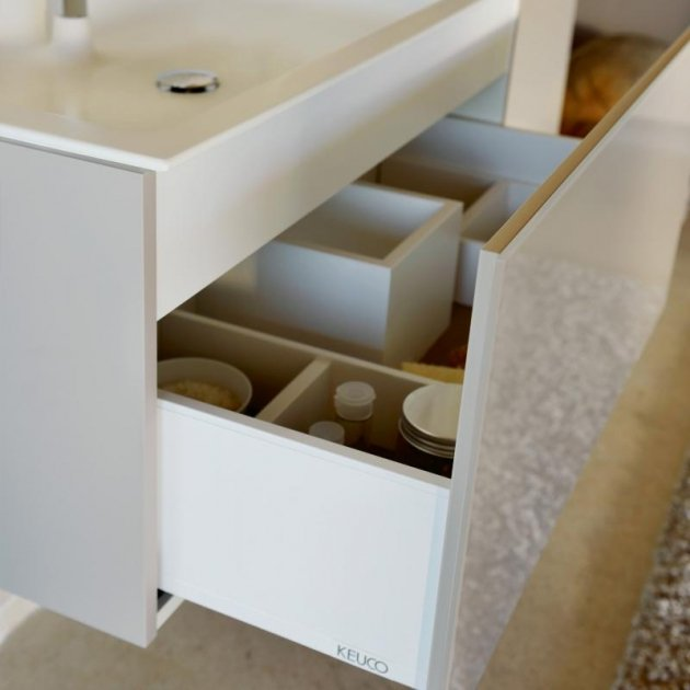Vanity Base with 1 pull-out compartment Keuco X-Line 33181