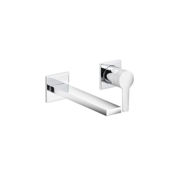 Wall Mounted Single Lever Washbasin Tap - MURAL