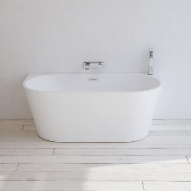York 170cm - Freestanding Acrylic Bathtub