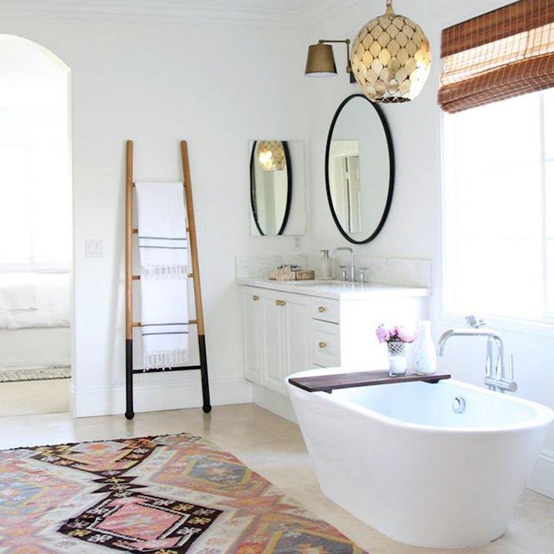 Beautiful boho. Rule-breaking interior design.