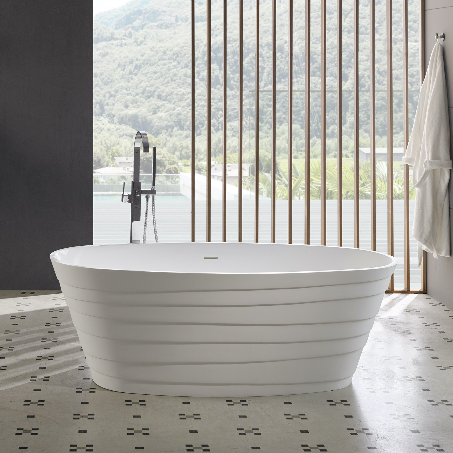7 styles of freestanding bathtub for your luxury remodel