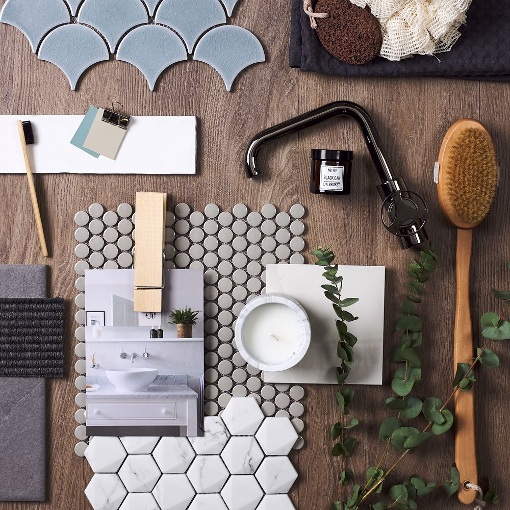 How to customise your bathroom in 4 easy steps