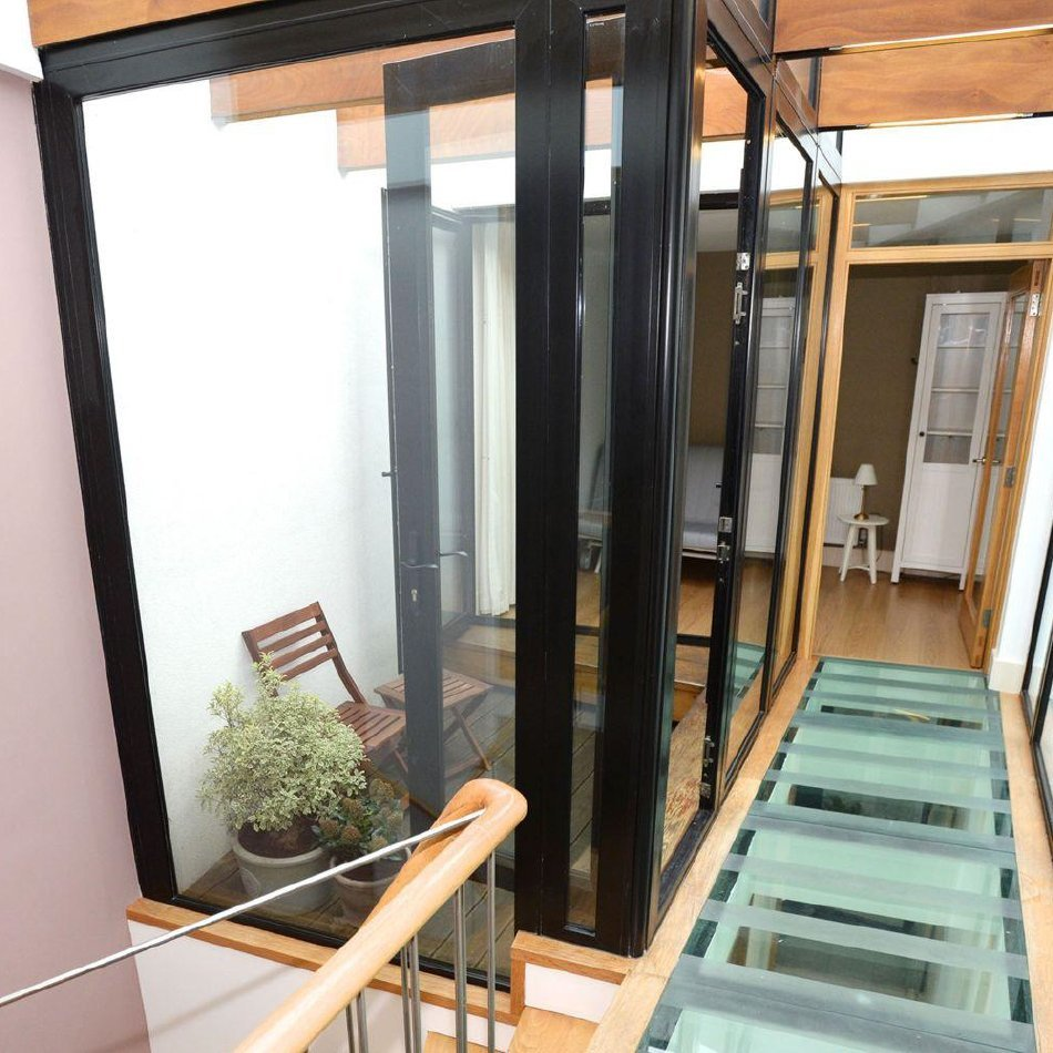 The intersection between 'grand designs' and small spaces