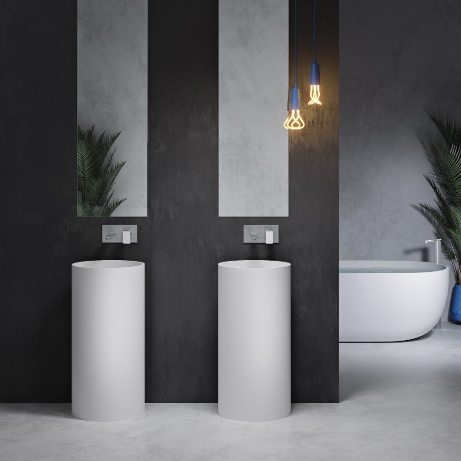 Measuring a bathroom for DIY remodelling