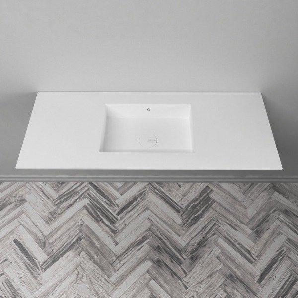 corian single sink