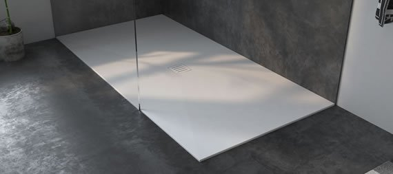 Corian Shower Trays