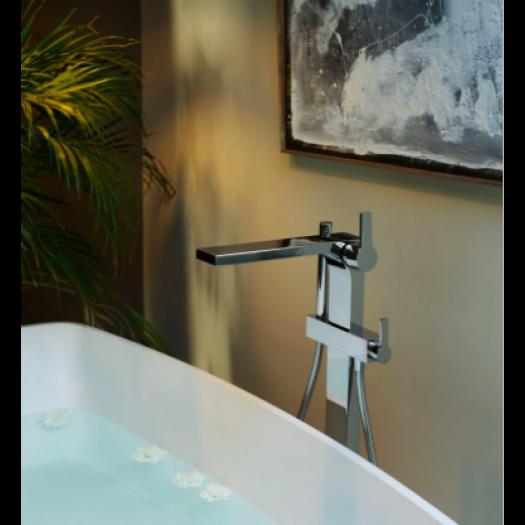 Mélangeur monocommande de baignoire KEUCO - 11