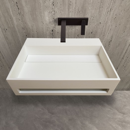 Lavabo Coral en Solid Surface