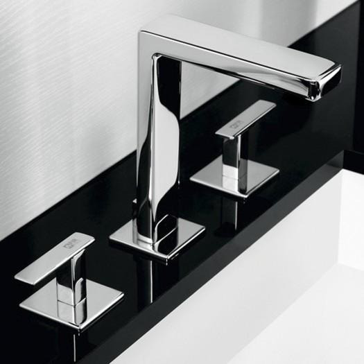Mélangeur de lavabo à trois trous Fir - 38.1250.5