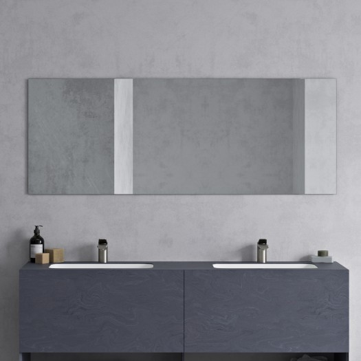 Miroir Rétroéclairé Halo 60cm