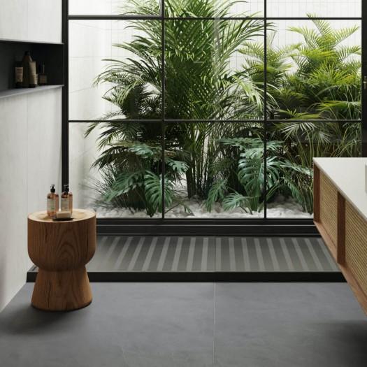Kador Suite Receveur de douche en Silestone® par Cosentino