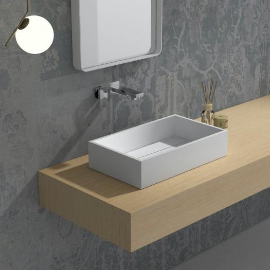 Lavabo Maltese en Solid Surface