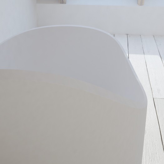 Baignoire Ilot Montecarlo en Solid Surface