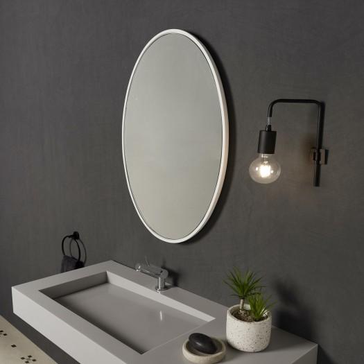 Miroir Pearl en Solid Surface