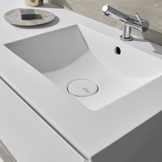 Ensemble Vasque Corian® Refresh + Meuble Carthage