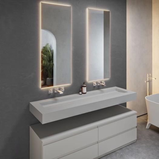 Vasque Corian® Silver Gray Alabama Plus