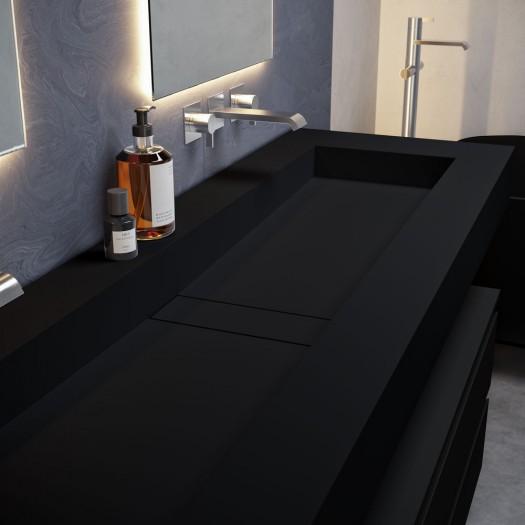 Vasque Corian® Deep Nocturne Area Plus