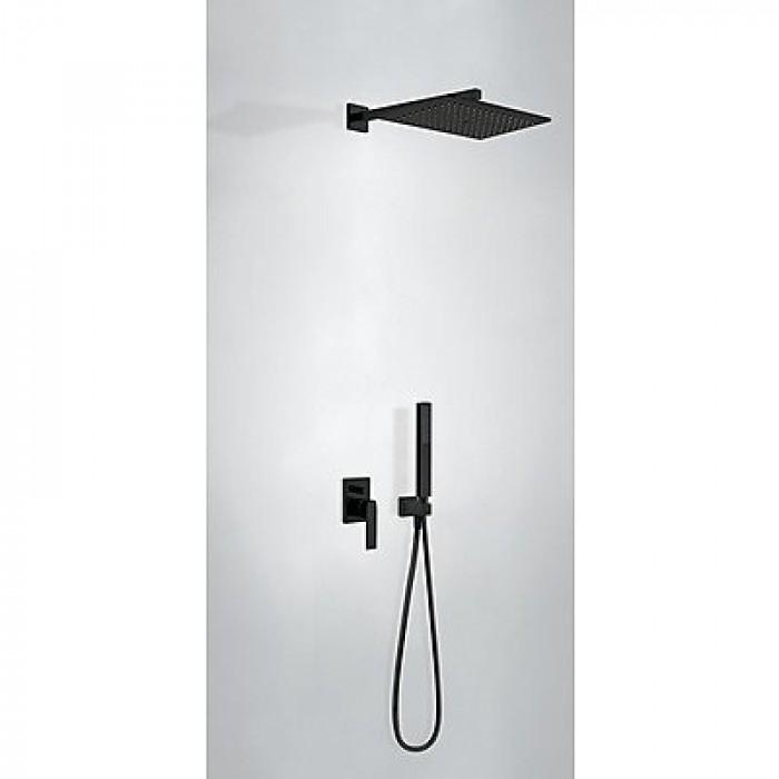Kit de douche encastré Tres - 20218006NM