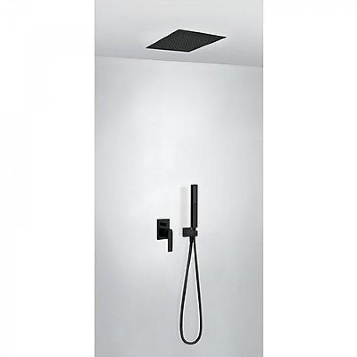 Kit de douche encastré Tres - 20298001NM