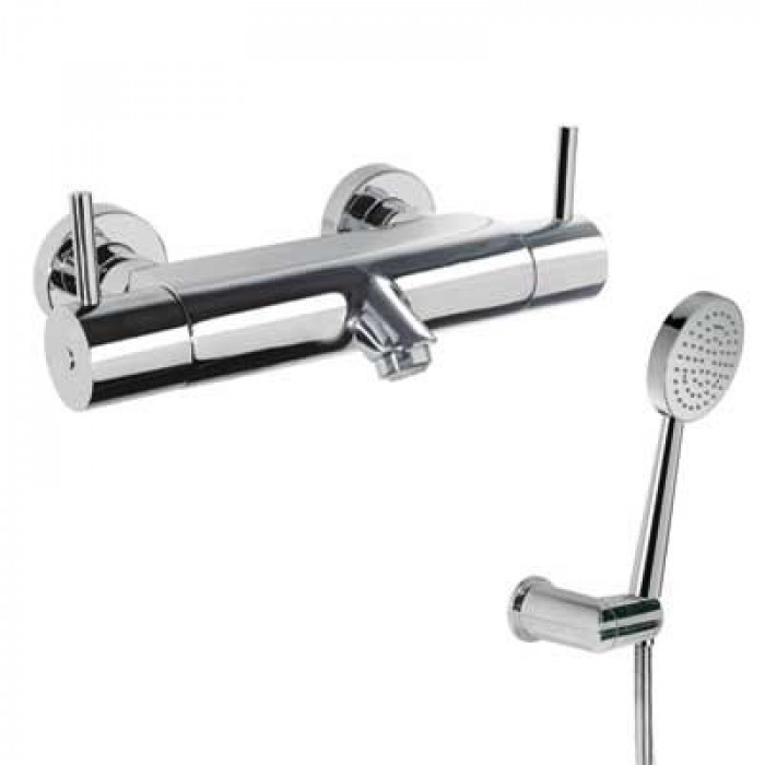 Bain-douche thermostatique Tres - 09097401