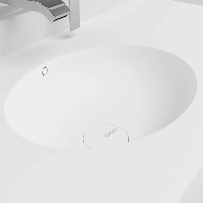 Plan Vasque en Corian® Relax