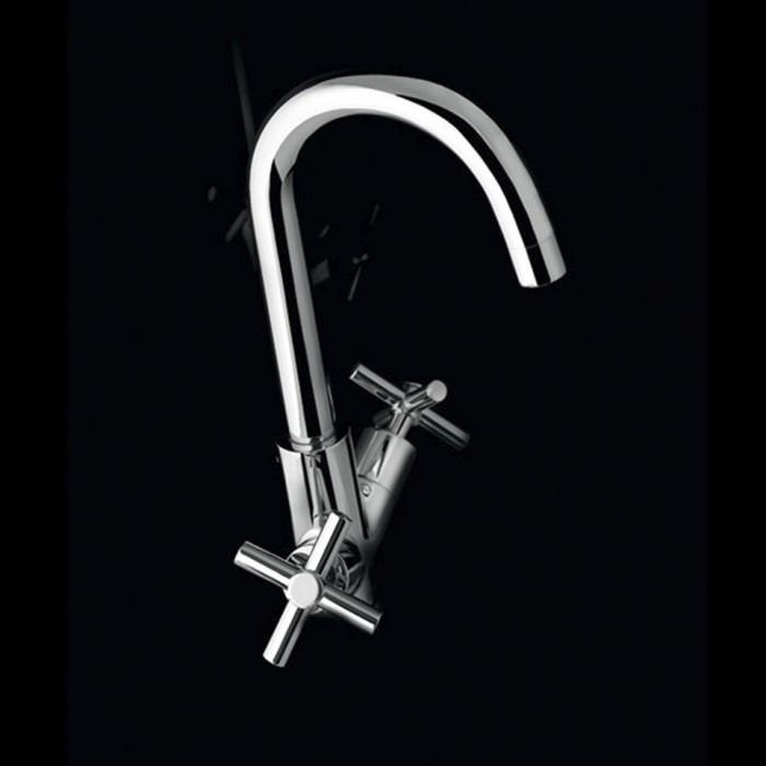 Mélangeur monotrou de lavabo Fir - 35.1319.5