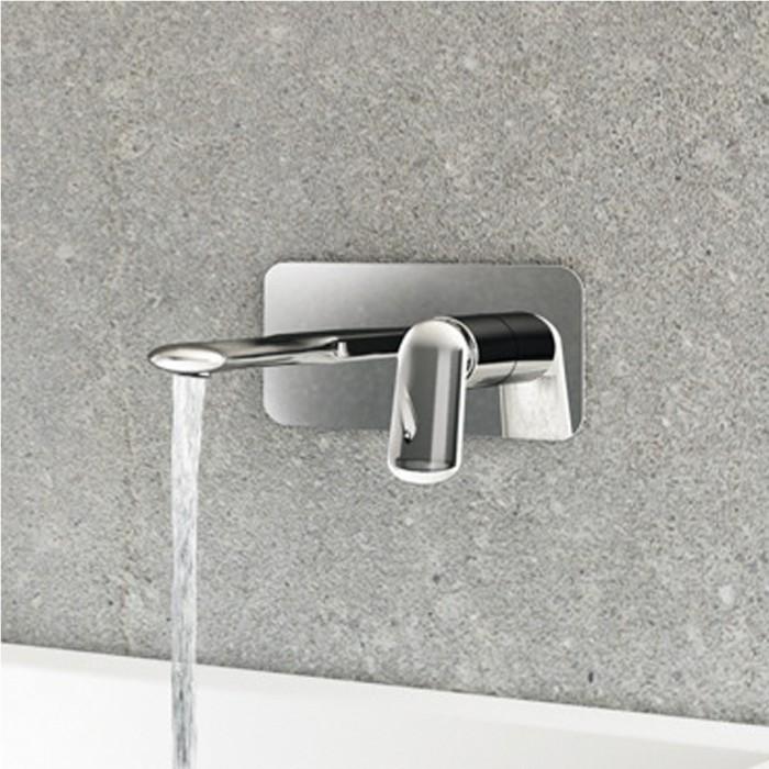 Mitigeur de lavabo encastré avec plaque Fir - 88.1010.8