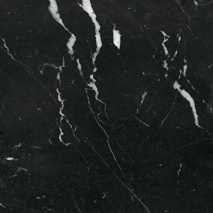 Vasque en Marbre Authentique Noir Marquina Seattle