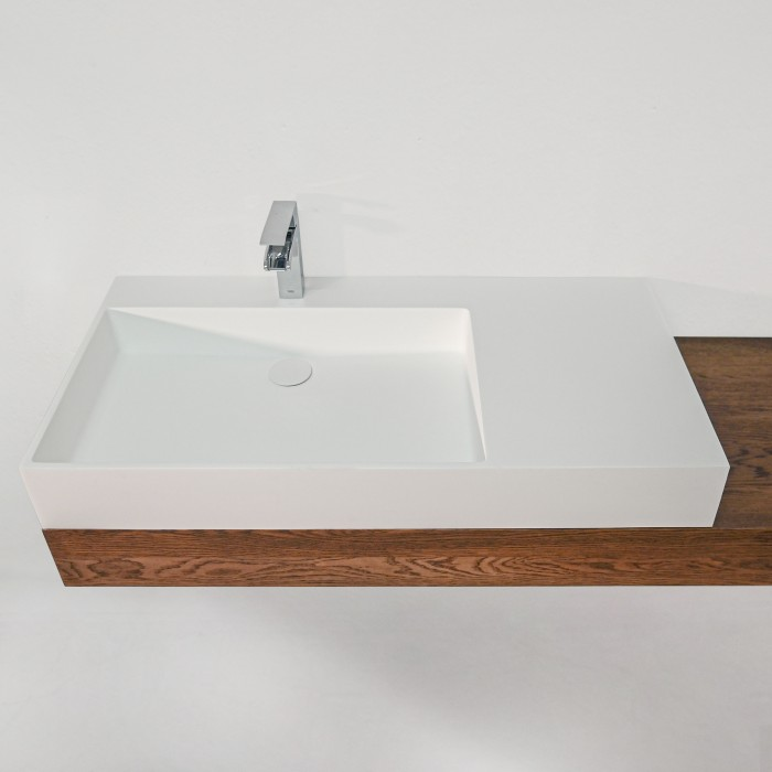 Vasque à poser Teulada en Solid Surface