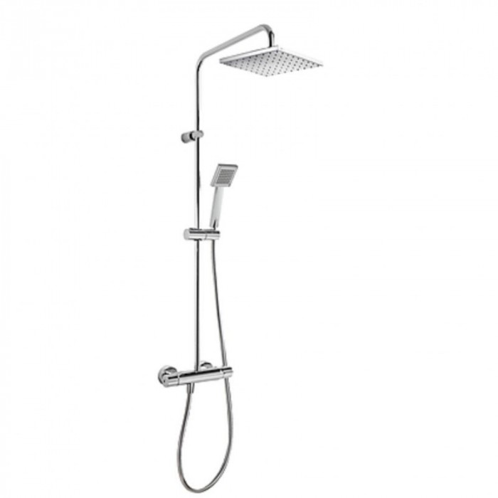 Ensemble Douche thermostatique FLAT de Tres
