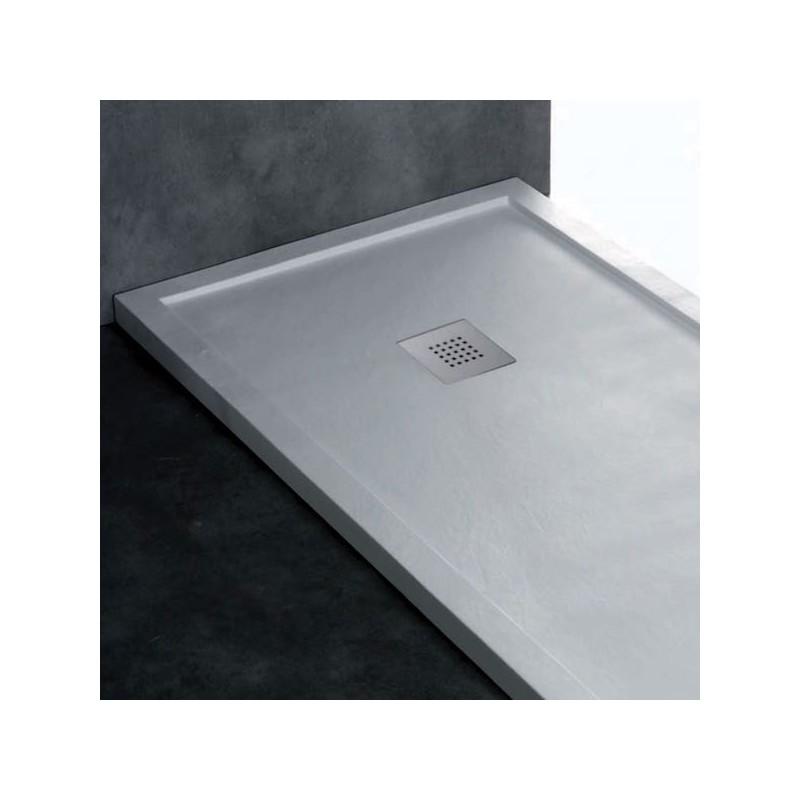 receveur de douche border d douche avec bordure. Black Bedroom Furniture Sets. Home Design Ideas