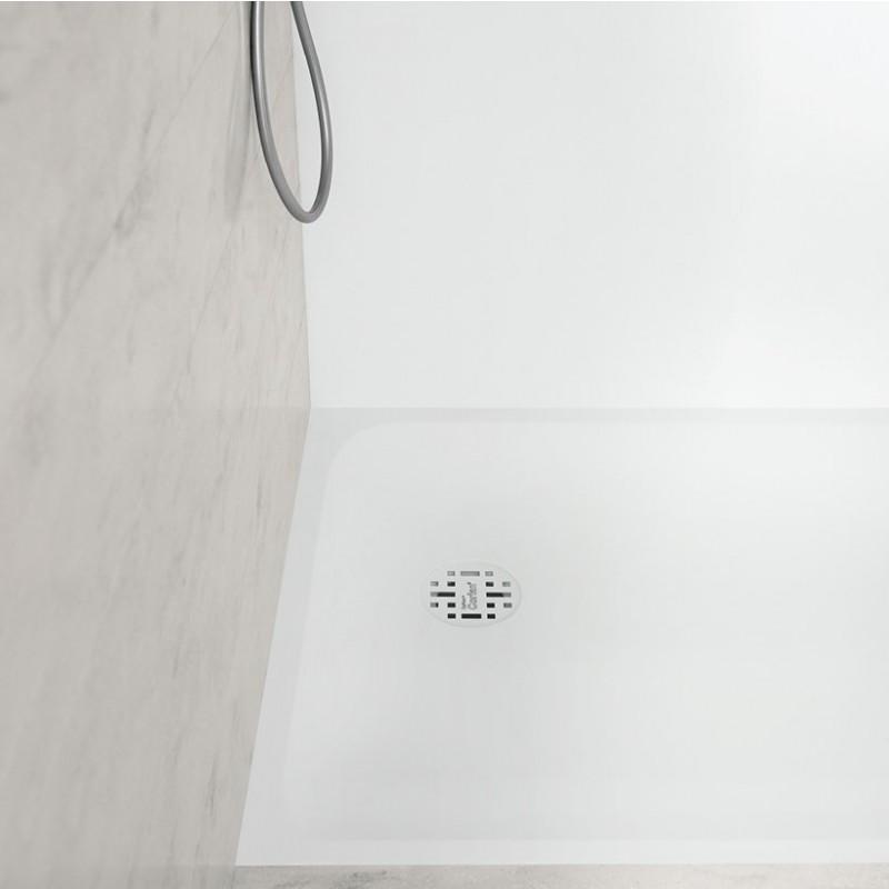 Receveur de douche corian smart sur mesure - Receveur douche corian ...
