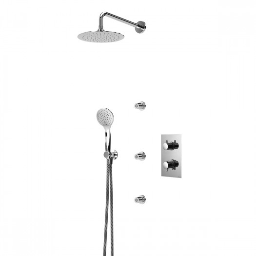 Kit de douche thermostatique BRUMA - 1389103CR