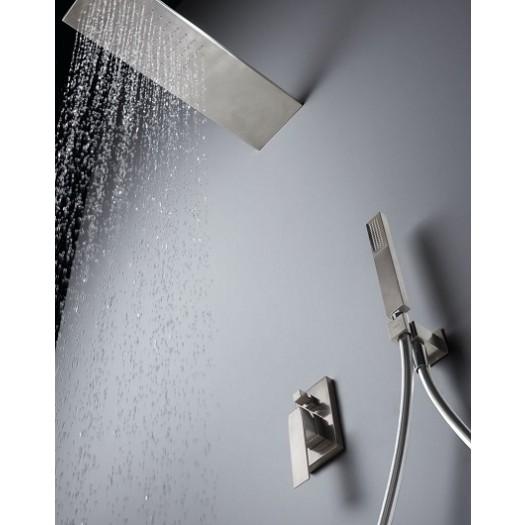 Kit de douche encastré - SLIM 20218003 Tres