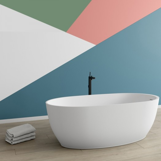 Baignoire Beth Yessenia en Solid Surface