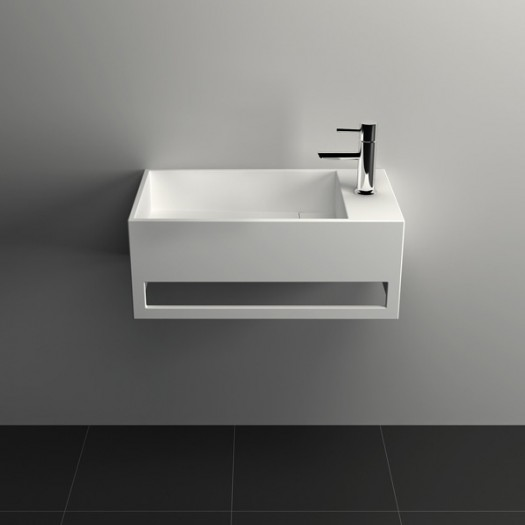 Lavabo Crocus en Solid Surface