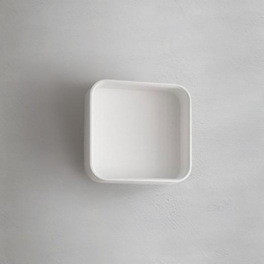 Étagère murale Cubo 30 en solid surface