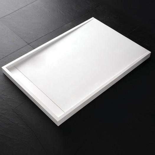 Receveur de douche D3 en Solid Surface 120x90cm