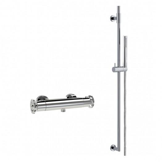 Kit de douche encastré FR282 de TWINS